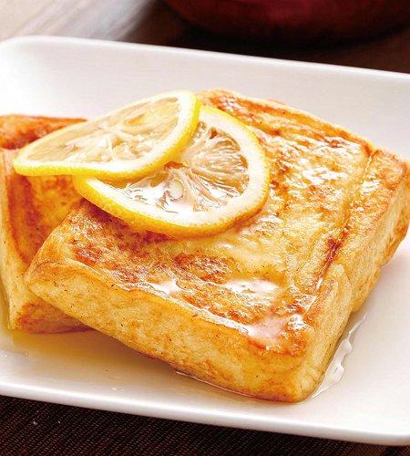 柠檬导航,蜂蜜柠檬法式土司