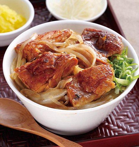 板栗烧鸡的做法,传顺烧鸡,照烧鸡腿排丼