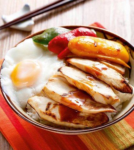 杏鲍菇的做法,杏鲍菇怎么做好吃,炙烤鲍菇盖饭