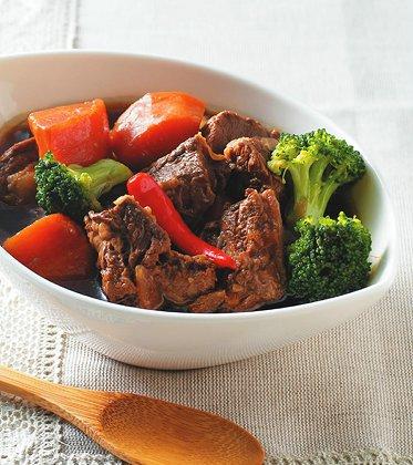 卤牛肉的家常做法,红萝卜兔,红萝卜卤牛肉
