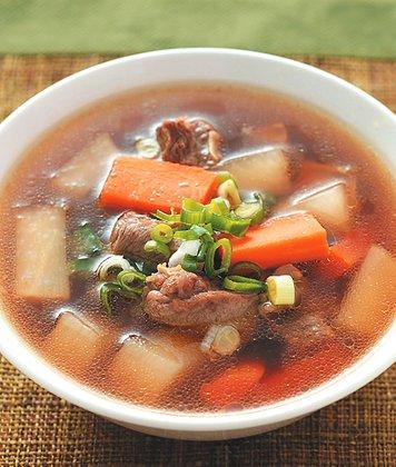 生化汤配方,红烧牛肉汤