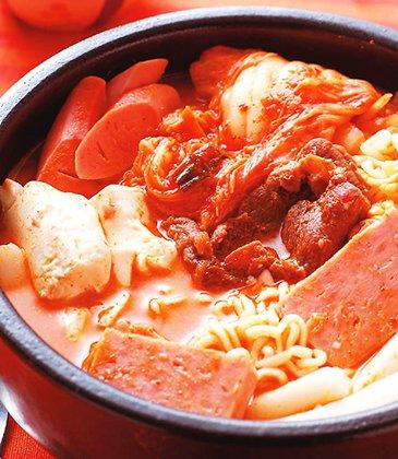 韩式魔幻彩蝶,韩式部队锅