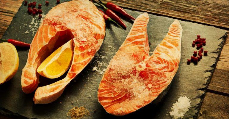 鲑鱼的营养价值,鲑鱼的种类,哲罗鲑鱼,银头鲑鱼,阳鳞鲑鱼,巨刺鲑鱼,冰河鲑鱼