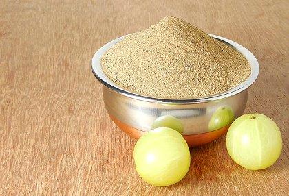 印度醋栗汁可以降低胆固醇和净化结肠