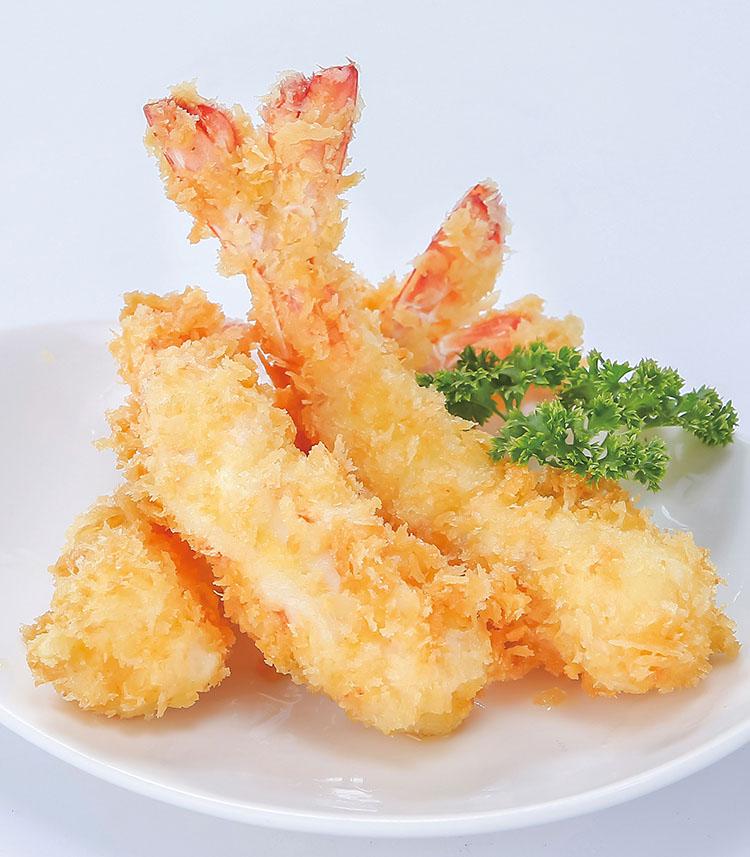 水煮大白虾,家常油焖虾,炸虾