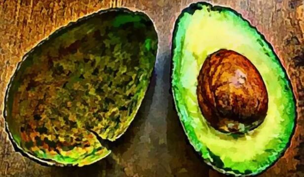 鳄梨果皮的好处和营养成分