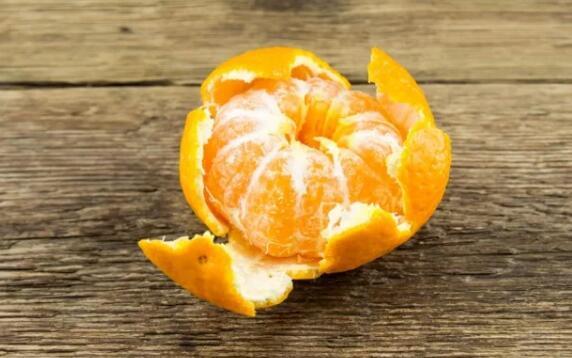 橙皮的5大好处:用皮治疗