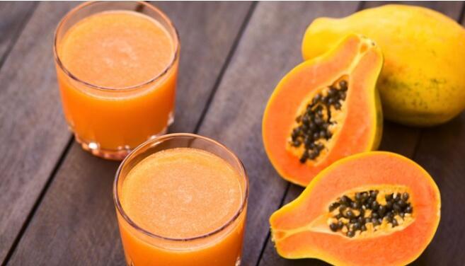 20种适合皮肤发光的木瓜食谱:面膜,醋和油
