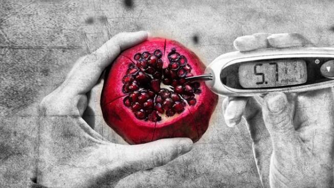 为什么石榴对糖尿病有好处?4个理由
