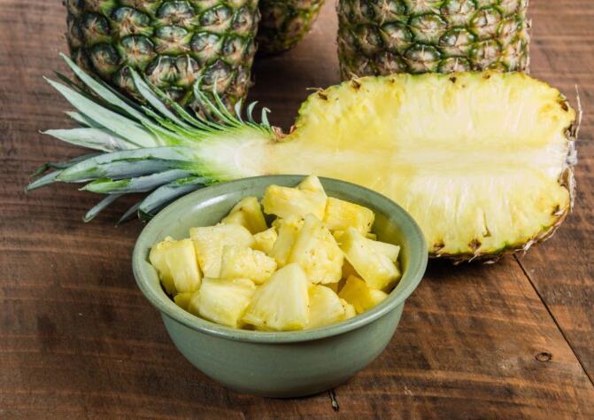 买和吃菠萝的最佳时间