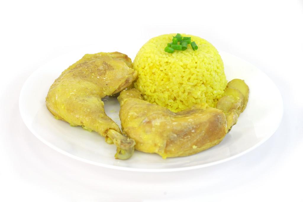 3步简易电饭煲懒人食谱 电饭煲沙姜鸡饭